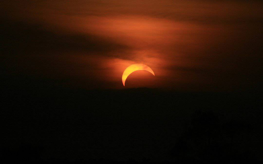 Calling all photographers! Come and view the eclipse from the Observatory viewing platform.