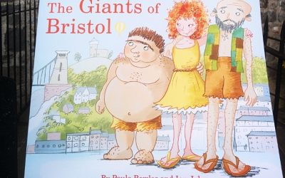 The Giants of Bristol New Book