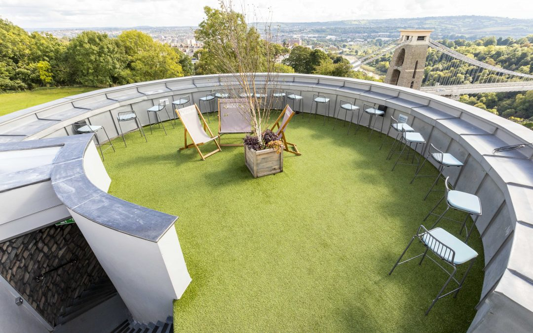 Bristol's Newest Wedding Venue: Enjoy your special day at Clifton Observatory