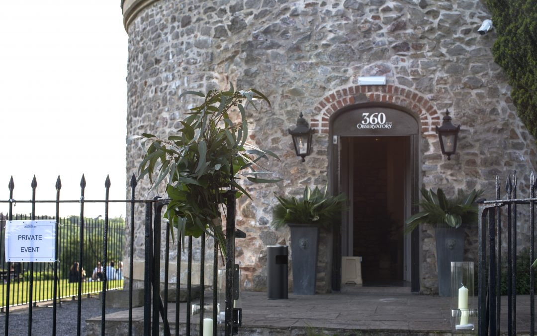 An Iconic Venue: Clifton Observatory is ready to host your event