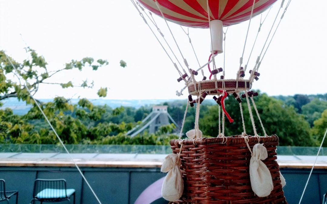 Balloons with a View: enjoy Bristol Balloon Fiesta at 360 café