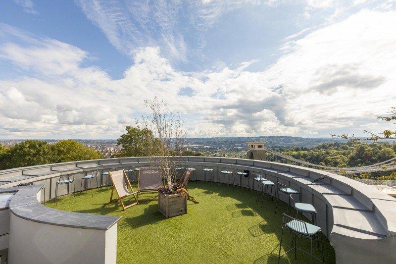 360 Roof Terrace Is Back!