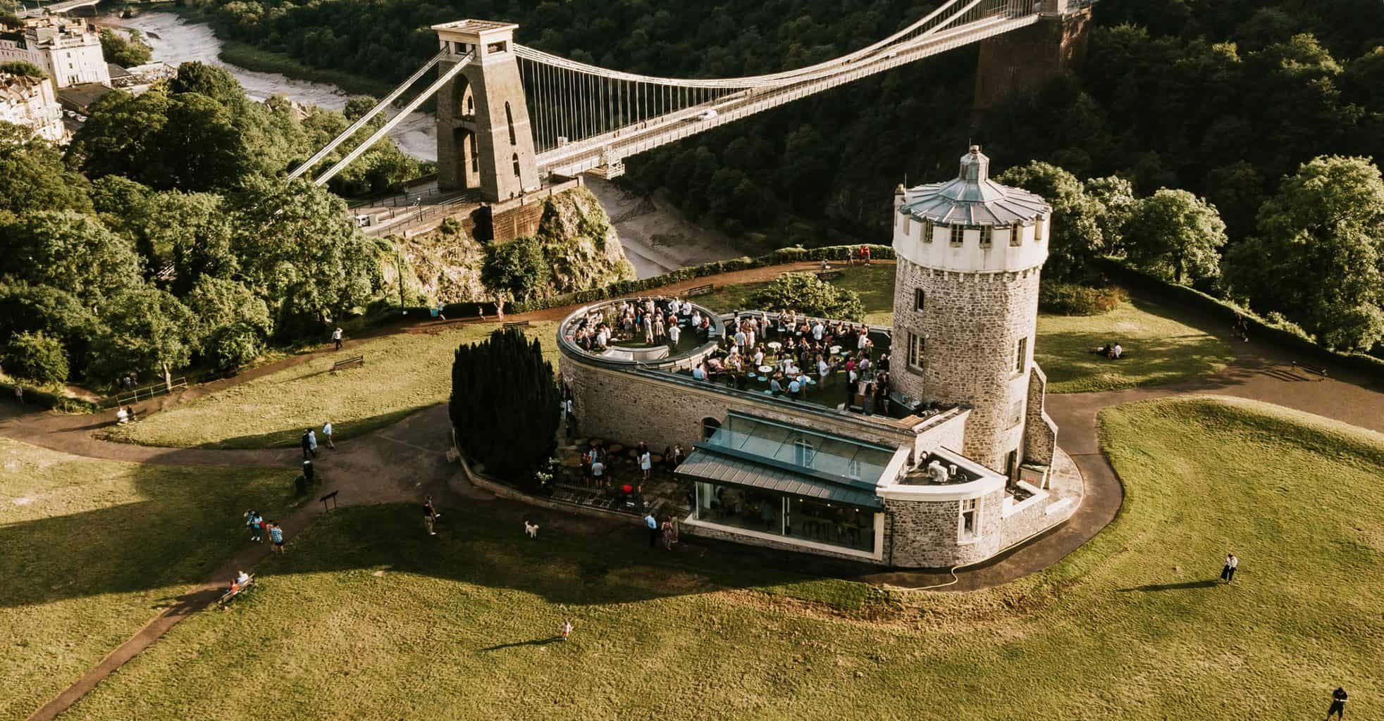Clifton Observatory - Tourist Attraction Museum Cafe & Event Venue